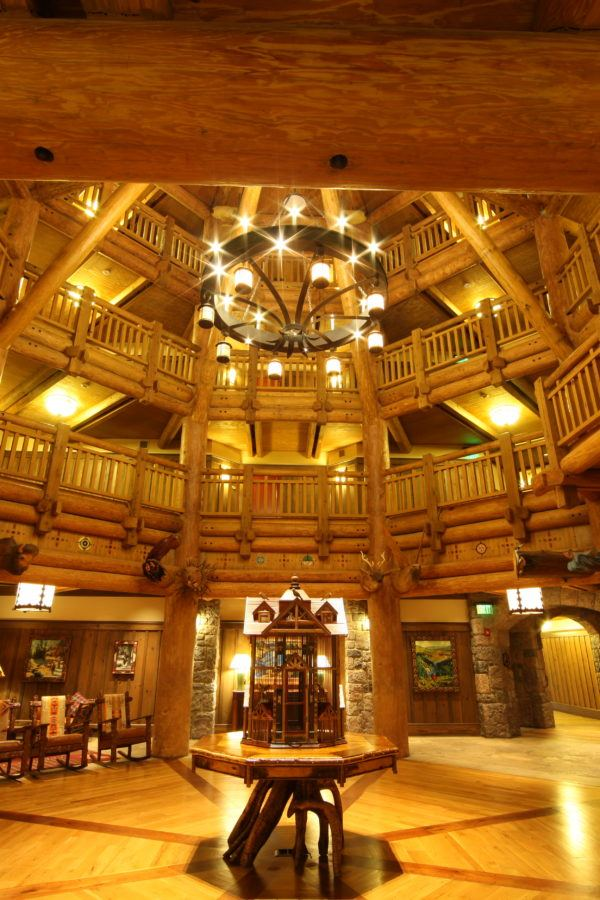 Resort Spotlight: Wilderness Lodge: A deluxe resort